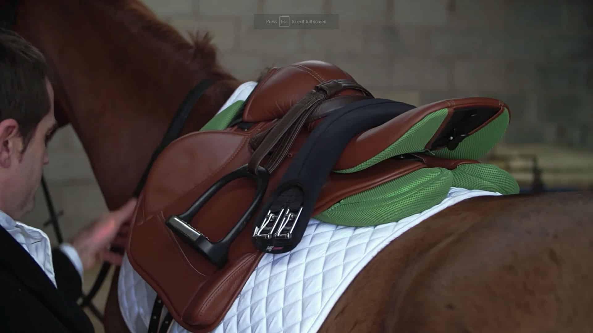 The BUA Saddle