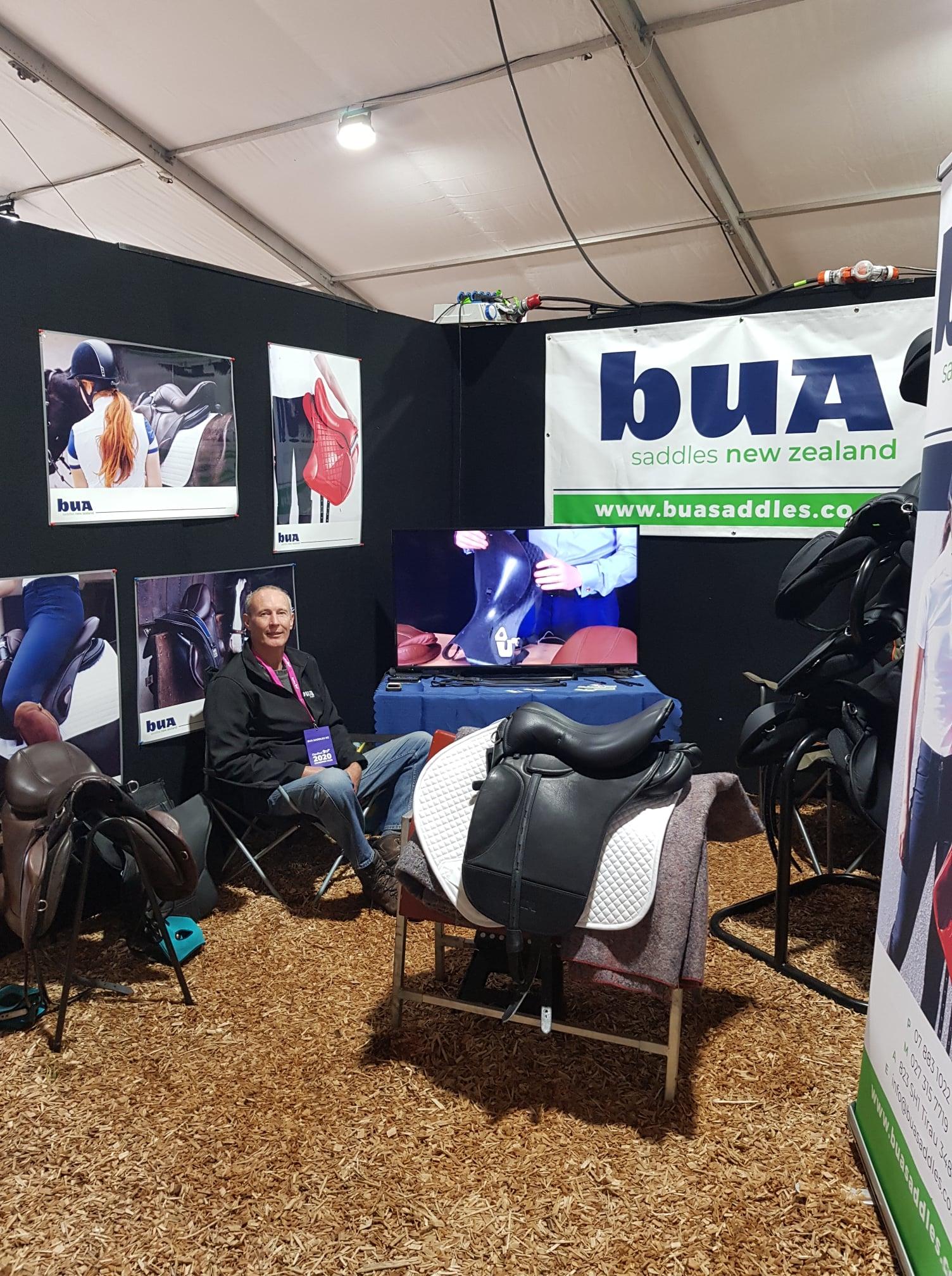 BUA New Zealand at Equifest 2020